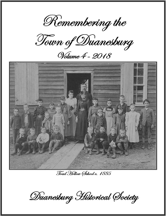 Remembering the Town of Duanesburg - Volume 4 - 2018